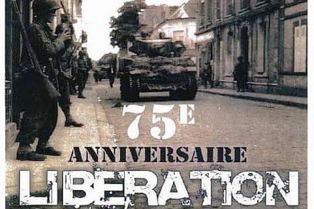 8 MAI 1945 LIBÉRATION
