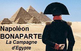CAMPAGNE EGYPTE