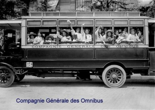 COMPAGNIE GÉNÉRALE DES OMNIBUS