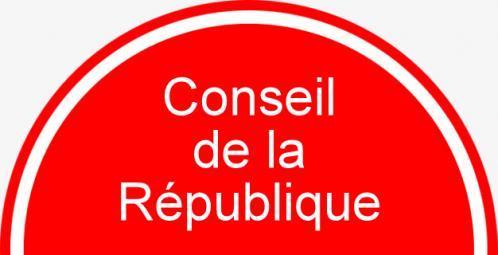 CONSEIL DE LA RÉPUBLIQUE