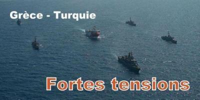 CONFLIT GRÈCE - TURQUIE