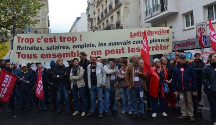 Manifestations du 24 janvier 2020