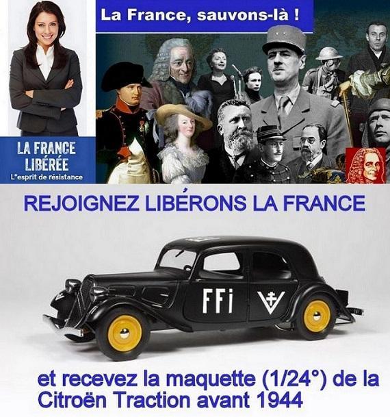 LIBÉRONS LA FRANCE