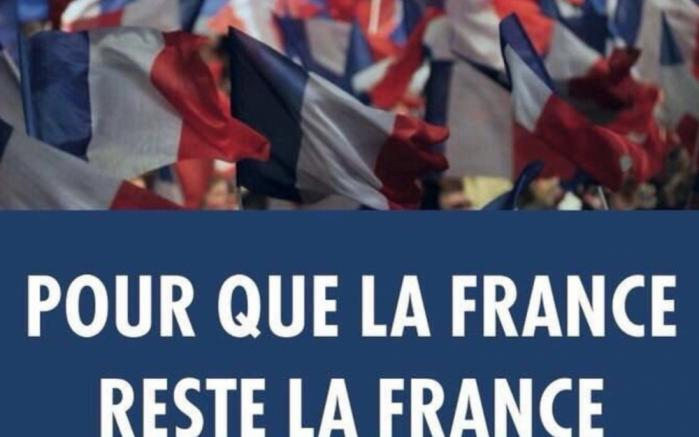 LA FRANCE DOIT RESTER LA FRANCE