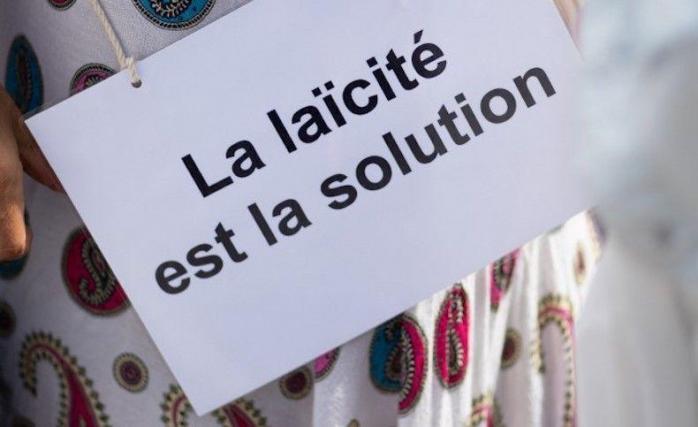 LA LAÏCITÉ EST LA SOLUTION