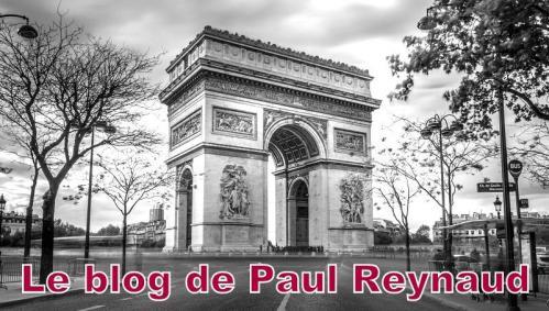 LE BLOG DE PAUL REYNAUD