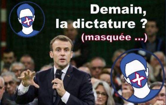 DEMAIN, LA DICTATURE ?