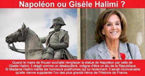 NAPOLÉON OU GISÈLE HALIMI