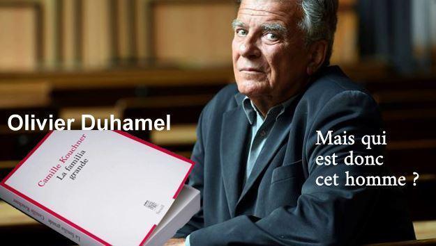OLIIVIER DUHAMEL
