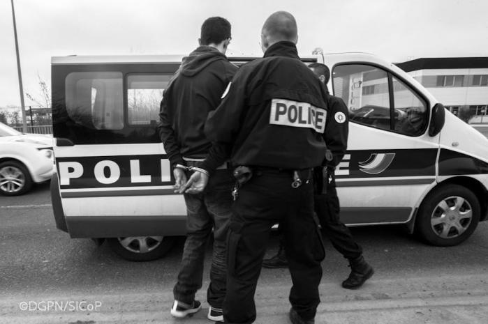PATROOUILLE DE POLICE