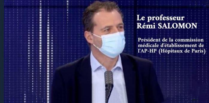LE PROFESSEUR RÉMI SALOMON