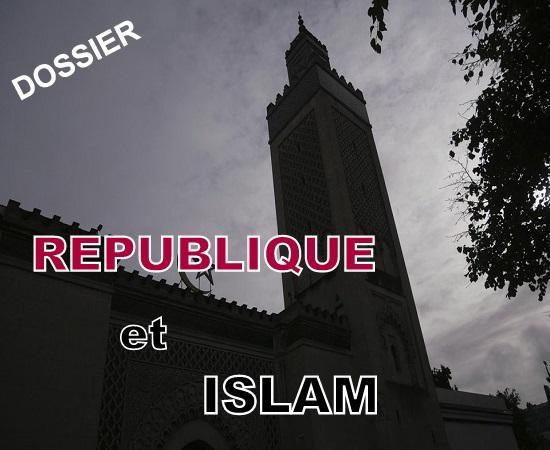 RÉPUBLIQUE ET ISLAM