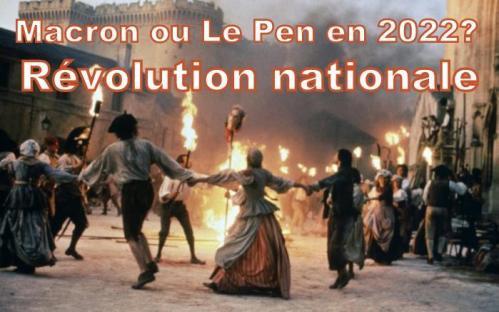 RÉVOLUTION NATIONALE 2022