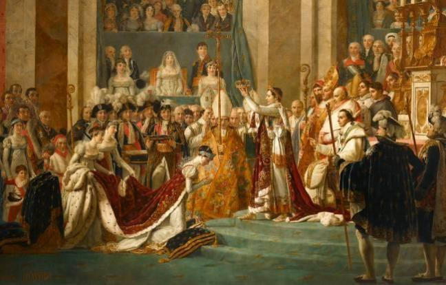Sacre de napoleon 1
