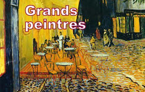 GRANDS PEINTRES